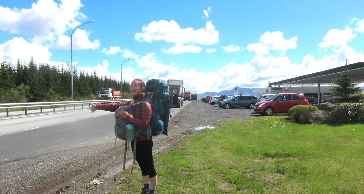 Hitchhiking Iceland's Ring Road