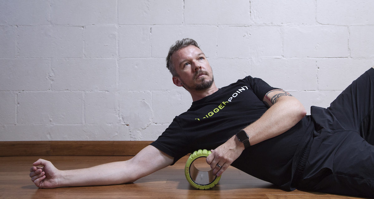 Four Foam Rolling Exercises to Do Before You Climb