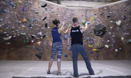 Flow Training: Maximizing Performance in Rock Climbing