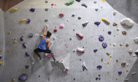 The Real Risks of Indoor Climbing