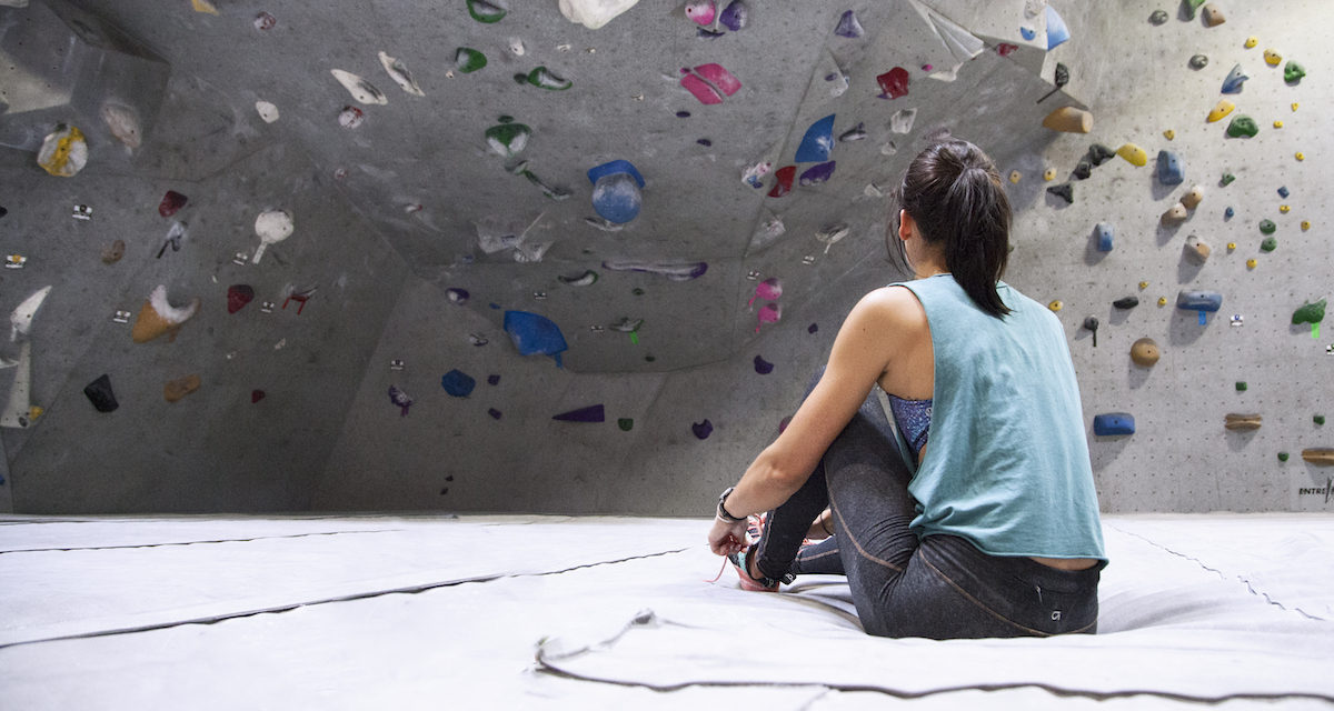 How Visualization Will Make You a Better Climber