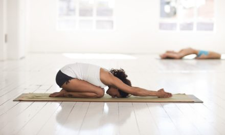 4 Yoga Poses to Help You Sleep Better