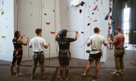 What to Do in the Gym to Learn to Climb Outdoors