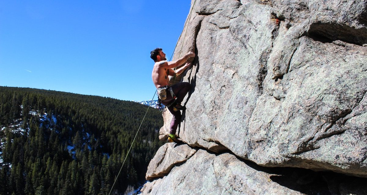 Posturing Up: Overcome the Climber's Hunch